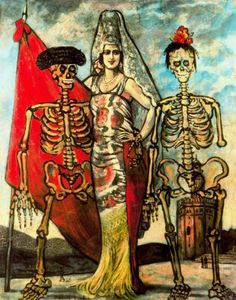 Francis Picabia - The Spanish Revolution (1937)