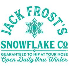 Silhouette Design Store: Jack Frost's Snowflake Co. Merry Christmas, Christmas Shirts, Christmas Projects, Winter Christmas, All Things Christmas, Holiday Crafts, Holiday Fun, Christmas Holidays, Christmas Vinyl