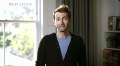VIDEO: Red Nose Day - David Tennant On The Fight Against Malaria