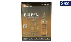 Get 31% #discount on 3D Puzzle Big Ben Clock Tower #onlinedeals #cashcashpinoy