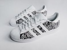 ADIDAS SUPERSTAR customize on Behance. Project by SAM DUNN