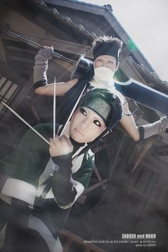 #cosplay #anime #Naruto