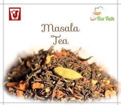 #MasalaTea or Masala #Chai, as it is called in India is a mix of black tea with milk and some ground spices. Masala Tea was originated in India and is also found and known in the U.S and other countries abroad by various other names.