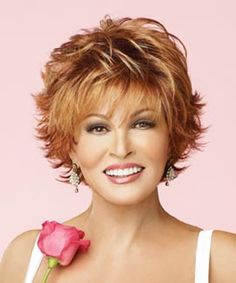 Voltage by Raquel Welch - This wavy Mid-Length style by Welch is very versatile and one of our top selling wigs.  By popular demand, Voltage now comes in two sizes.