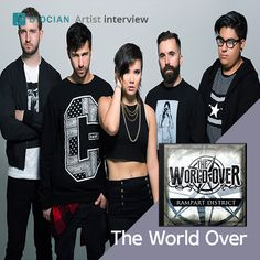 Female fronted hardcore band from LA, CA, #The #World #Over  Copyrights ⓒ DIOCIAN.INC Global Social Music Platform DIOCIAN  https://www.facebook.com/diocianglobal/posts/589451367864239  #DIOCIAN #Global #Music #Musician #Interview #Artist #Collaboration #Record #Studio #Lable #Singer #Star #Band #Hardcore #LA #CA #Rampart#District