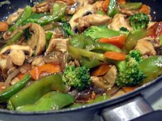Chicken Stir-Fry Recipe - Food.com