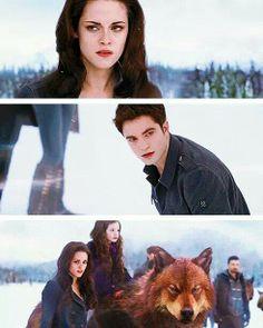 Breaking Dawn part2, The Twilight Saga