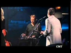 Alison Krauss & Vince Gill   Blue Trail Of Sorrow live CMT Cross Country...