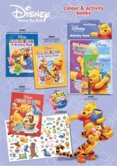 Winnie the Pooh Activity Kit