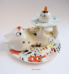zomg ceramics by Lili Scratchy