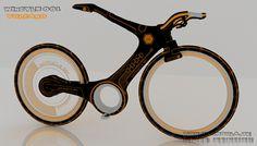 af7cb59bd6c Bicicleta do futuro funciona com ímãs