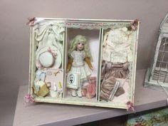Wendy Lawton Dolls Mignonette CLAIRE JOLIE plus Presentation Set Companion Piece #Dolls