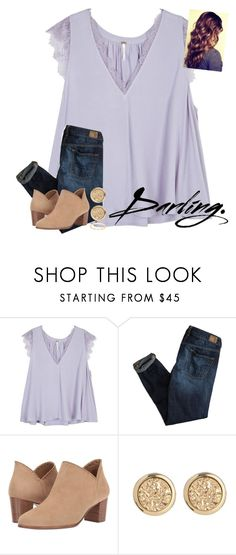 """""""Yall the boy that I like is about to break up with his gf!"""" by erinleigh02 ❤ liked on Polyvore featuring Free People, American Eagle Outfitters, Jack Rogers and Cartier"""