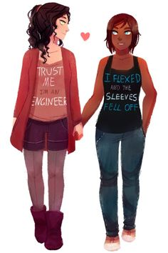 Korrasami ---> i love how if you think about they're almost complete opposites