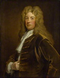 Robert Walpole, 1st Earl of Orford by Sir Godfrey Kneller, Bt oil on canvas, circa 1710-1715 36 in. x 28 in. (914 mm x 711 mm)