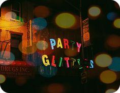 """party glitters"" brooklyn nyc"