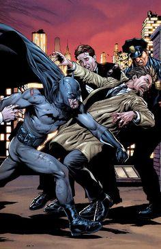 Batman: Earth One by Gary Frank