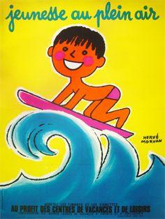 :: Morvan - Jeunesse Au Plein Air, Le Surf ::