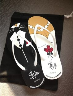 #beach wedding essentials #flip flop for your wedding #www.afairytalewedding.com $12.49
