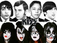 You Wanted the Best, You Got The Best,The Hottest Band in the World, KISS!!