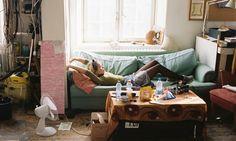 Dit is waarom mensen met een rommelig huis het állerleukst en meest creatief zijn