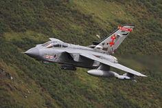 Rebel 41, Tornado GR4 of 41 squadron.