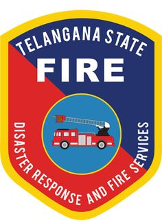 """Know about """"Telangana Fire Security Department (Department of Disaster Response & Fire Services of Telangana State)"""" including services of TS Fire etc Conference Logo, Fire Department, No Response, Police, Mood, Shiva, Articles, Image, Fire Dept"""