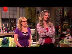 The Big Bang Theory: Season 5 Bloopers [HD] [CC]