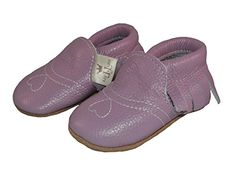 Liv & Leo Baby Moccasins Soft Sole Crib Shoes Slip-on 100...