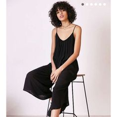 Silence And Noise Oversized Jumpsuit