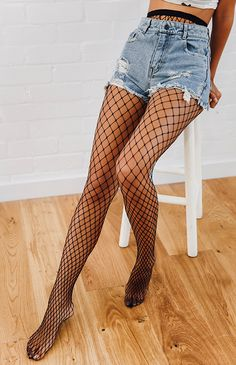 inspo - fishnets