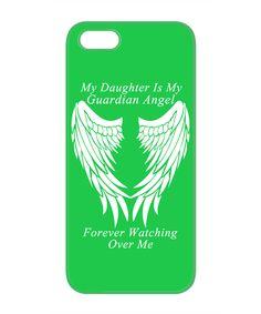 Daughter Guardian Angel Phone Case