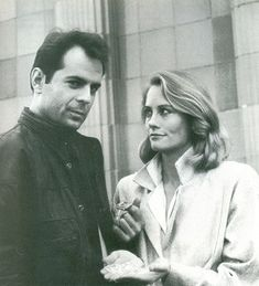 moonlighting.  Bruce Willis what GREAT in this show.  Still like him today because of it!