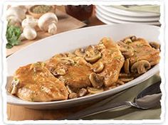 Chicken Marsala Olive Gardens And Ww Recipes On Pinterest