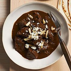 Chocolate Shows Its Savory Side In 11 Delectable Dinner Recipes 8 Ways to Eat Chocolate for Dinner . Mexican Dishes, Mexican Food Recipes, Dinner Recipes, Mexican Cooking, Ethnic Recipes, Slow Cooker Recipes, Beef Recipes, Cooking Recipes, Easy Recipes