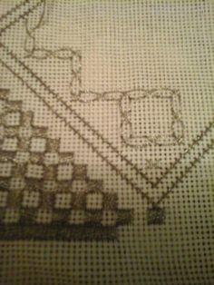 Μαρία Τσαπάρα Embroidery Stitches, Embroidery Designs, Stitch Design, Applique, Cross Stitch, Patterns, Knitting, Disney, Crochet