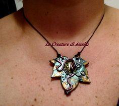 Fairy Leaf     https://www.facebook.com/Le-Creature-di-Amelia-Antica-Madre-213397572041474/