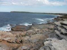 Learning that I cant do everything. Sydney coast.