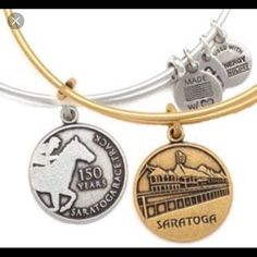 I want this! Saratoga Alex and Ani bangle... Alex & Ani Jewelry Bracelets