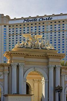 Facade Monte Carlo Hotel and Casino