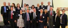 Co-organizers and Panel Speakers from the 2012 International Colloquy on Reunification of Parthenon Marbles held at London Hellenic Centre, June 19, 2012.