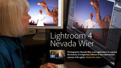 Catch Nevada Wier on The Adobe Web site !  And with Lightroomworkshops.com in Salt Lake City  May 19th and 20th 2012