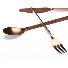 Malmö: Cutlery with a Twist by Miguel Soeiro for Herdmar