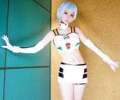 SAIDA(SAIDA) Rei Ayanami Cosplay Photo - WorldCosplay