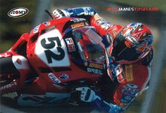 James Toseland MotoGP ACTION Poster - Moto Grand Prix Motorcycle Racing, Ducati - available at www.sportsposterwarehouse.com