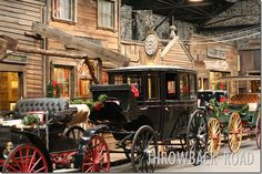 The ghost town museum, Colorado Springs