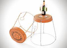 Design Innova: Rolhas de Champanhe