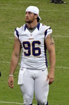 Brian Robison, Minnesota Vikings www.hotjerseysstore.com