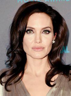 Angelina Jolie at the Critic's Choice Awards  (1-15-15)