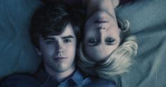 Bates Motel Season 2: Norman Bates Goes Insane in New Trailer -- Norman is fixating on Miss Watson's death while Norma's mysterious past starts to haunt the family when this A&E series returns in March. -- http://wtch.it/25DPx